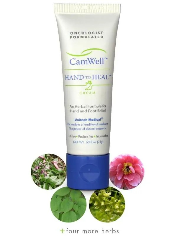 Hand to Heal Oncology Cream