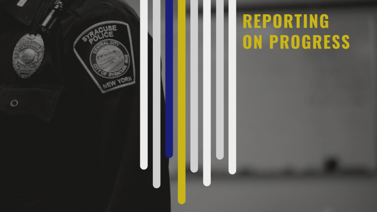 Working on Police Reform