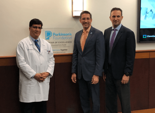 Cleveland Clinic Florida Recognized for Parkinson's Care   Our City