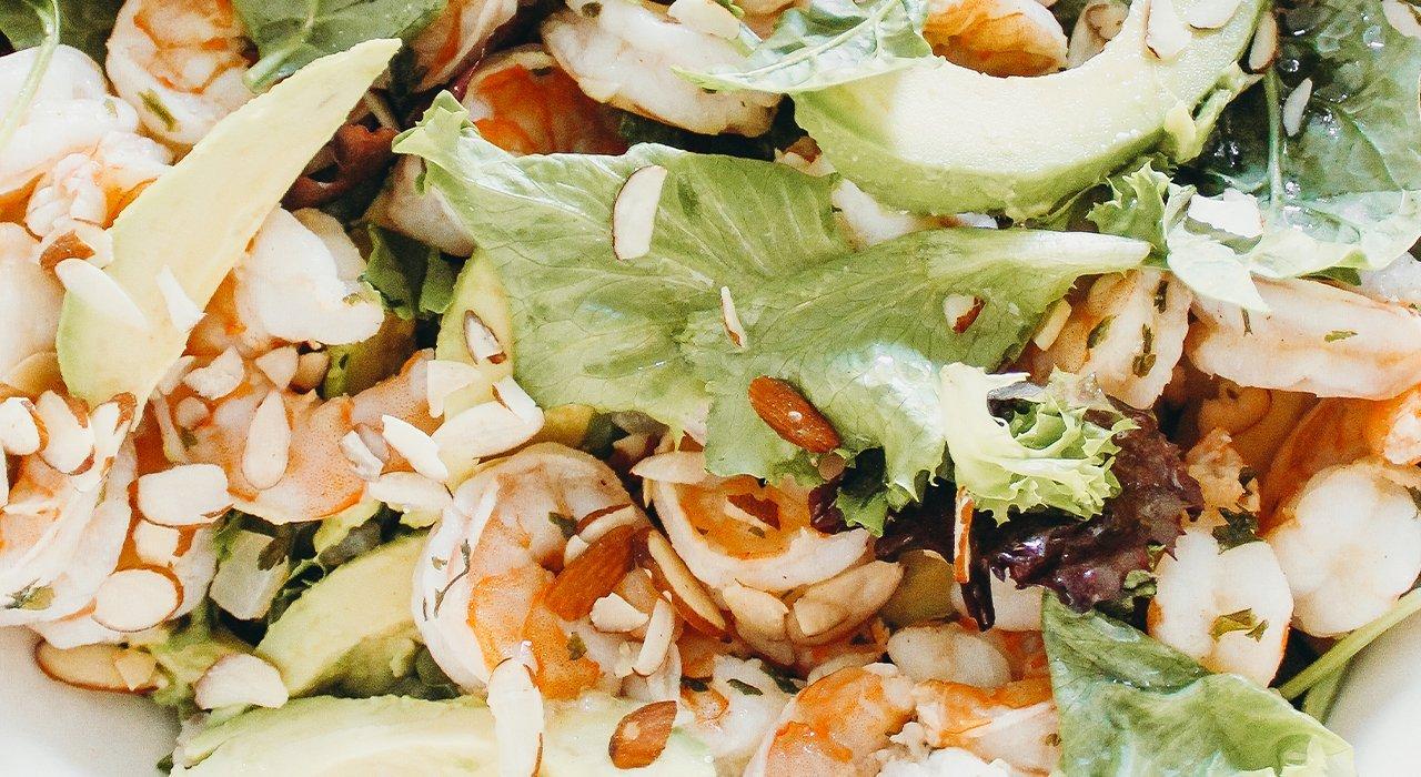 In the Kitchen: Citrus Shrimp Salad