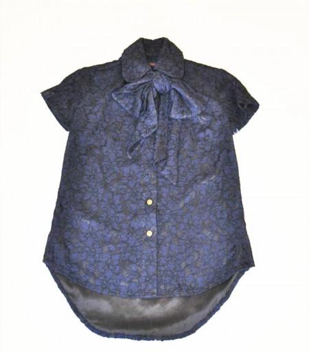 Fall Blue Shirt