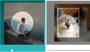 Croppie javascript and jQuery plugin
