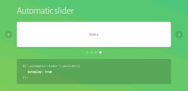 Top 7: Best jQuery Image and Content Sliders Plugins | Our ...