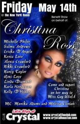 Show Ad | Club Crystal (Houston, Texas) | 5/14/2010