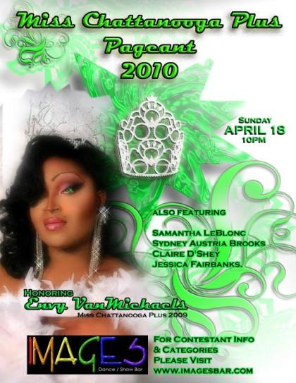 Show Ad | Miss Chattanooga Plus | Images (Chattanooga, Tennessee) | 4/18/2010