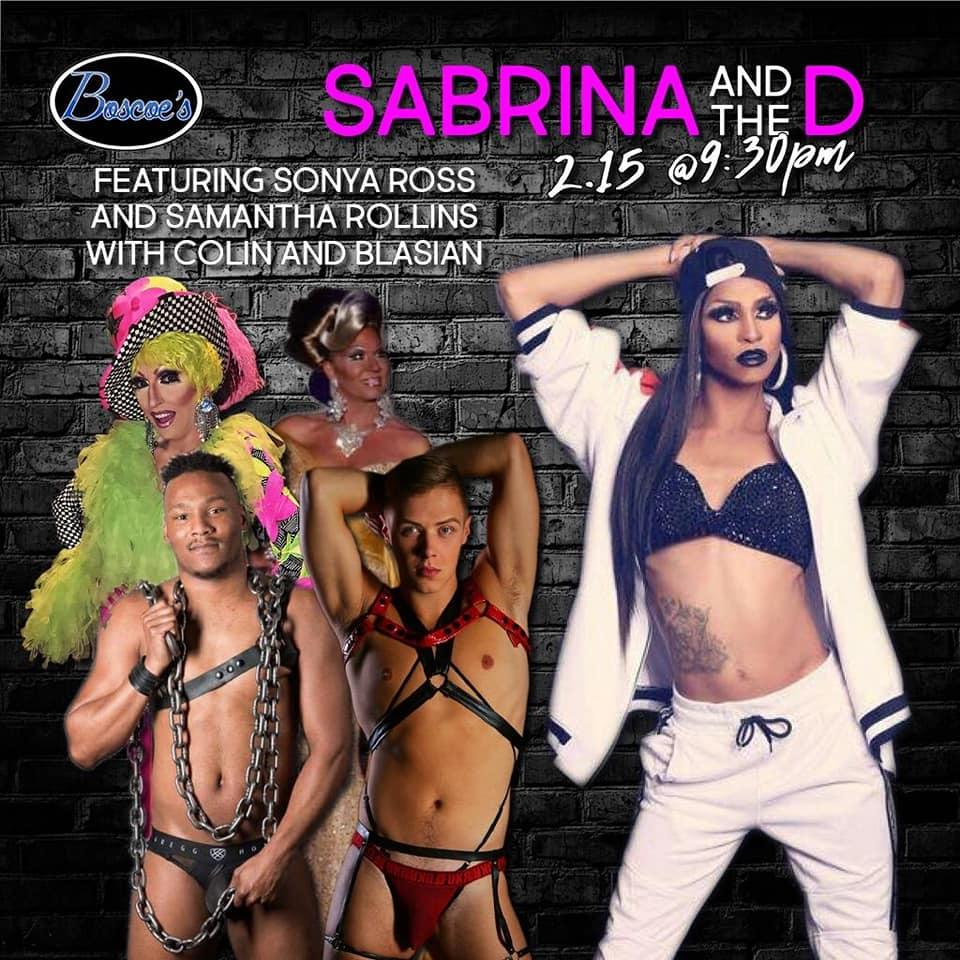 Show Ad   Boscoe's (Columbus, Ohio)   2/15/2019