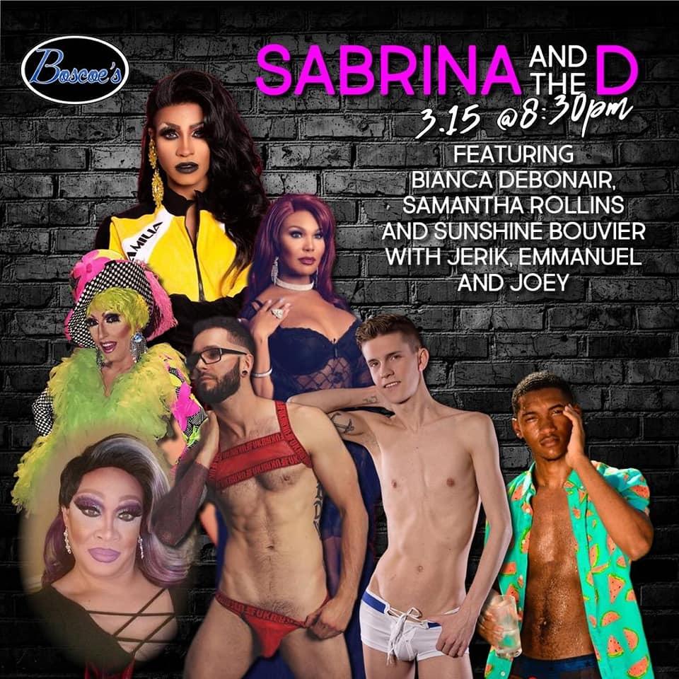 Show Ad   Boscoe's (Columbus, Ohio)   3/15/2019