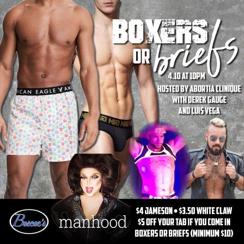 Show Ad | Boscoe's (Columbus, Ohio) | 4/10/2019