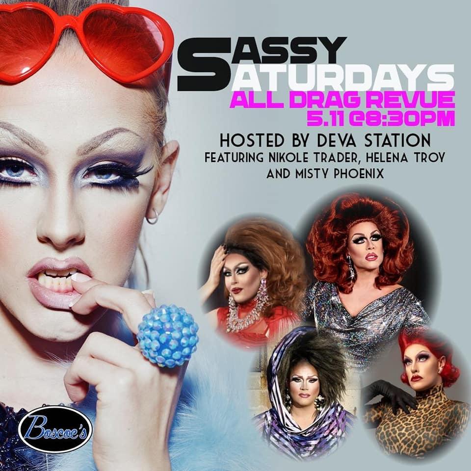 Show Ad   Boscoe's (Columbus, Ohio)   5/11/2019