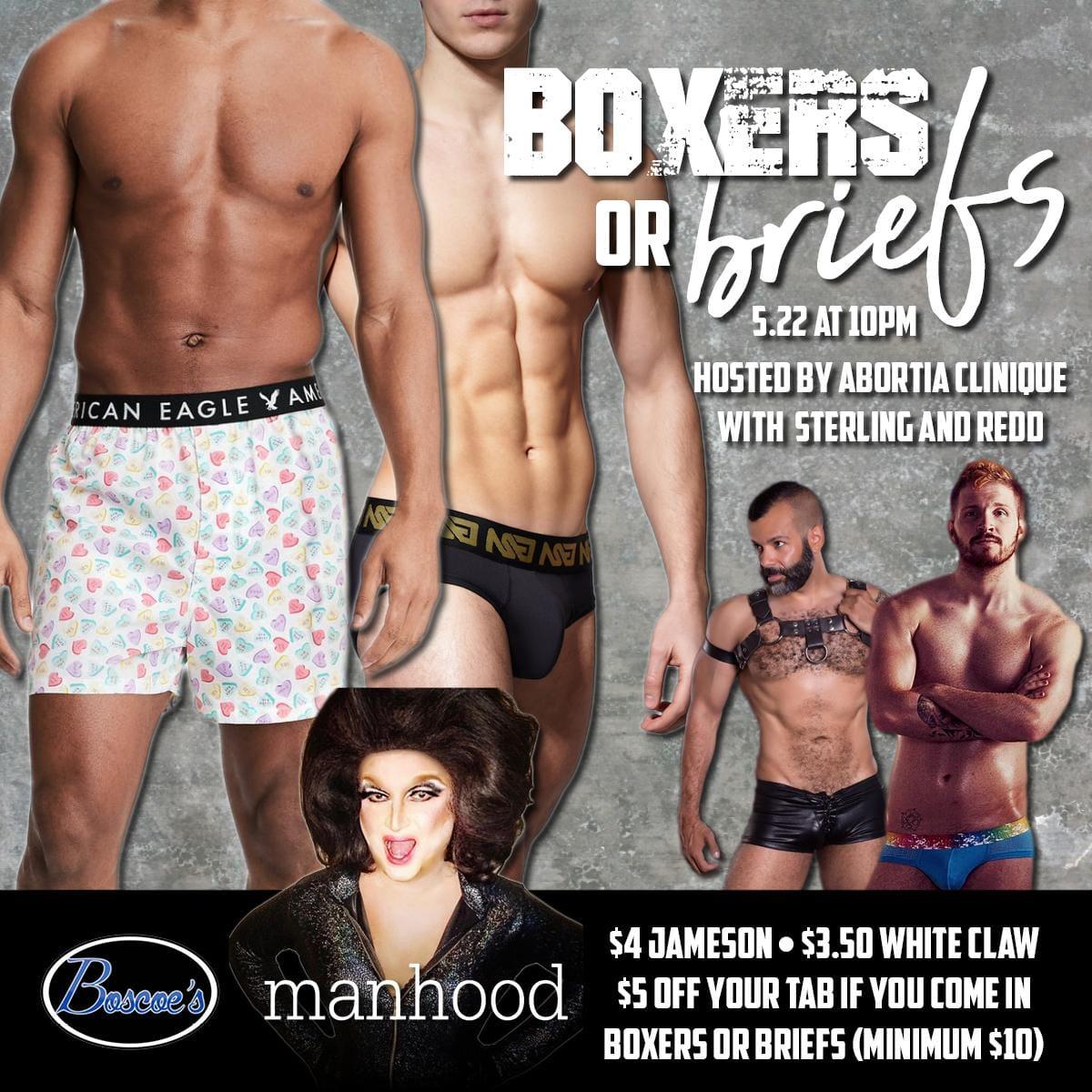 Show Ad   Boscoe's (Columbus, Ohio)   5/22/2019