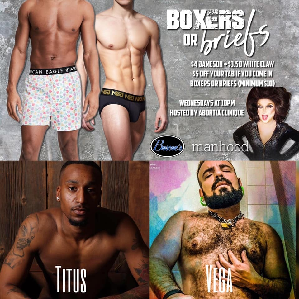 Show Ad   Boscoe's (Columbus, Ohio)   5/29/2019