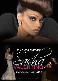 In Loving Memory of Sasha Valentino