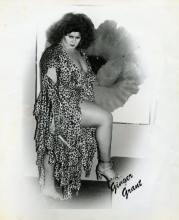 Ginger Grant (Circa 1980 at first Miss Continental held at Park West)