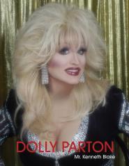 Kenneth Blake as Dolly Parton