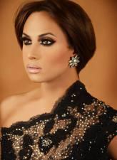 Naysha Lopez - Miss Continental 2013