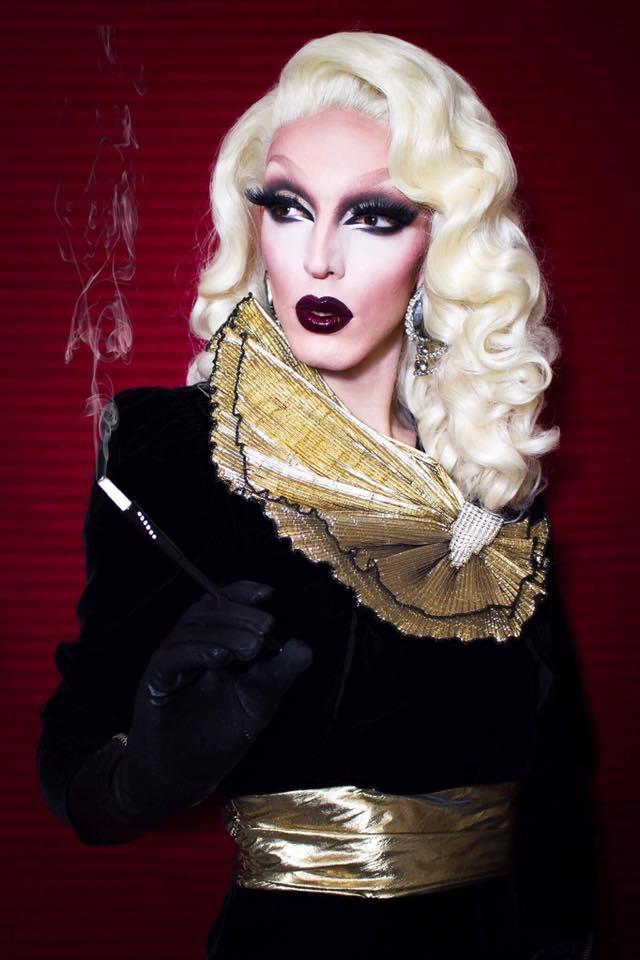 Chloe Knox - Photo by Andres Garcia