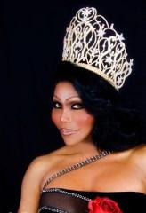 Mokha Montrese - Miss Continental 2010