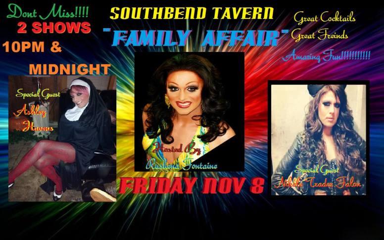 Show Ad | Southbend Tavern (Columbus, Ohio) | 11/8/2013