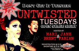 Untwisted Tuesdays | Southbend Tavern (Columbus, Ohio) | 1/28/2014