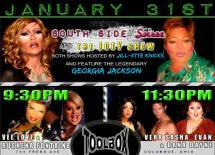 Show Ad   The Toolbox Saloon (Columbus, Ohio)   1/31/2014