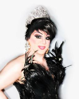 Hellin Bedd - Miss Metropolitan Gay Pride 2012