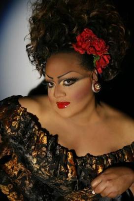 Monica St. James - Miss Cabaret 2015