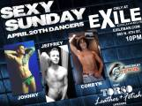 Show Ad | Exile (Columbus, Ohio) | 4/20/2014