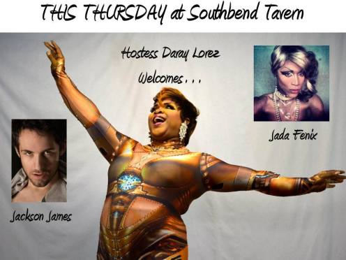 Show Ad   Southbend Tavern (Columbus, Ohio)   11/20/2014