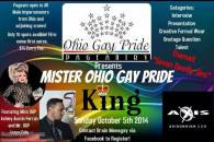 Mr. Ohio Gay Pride King 2015 | Axis Nigh Club (Columbus, Ohio) | 10/5/2014