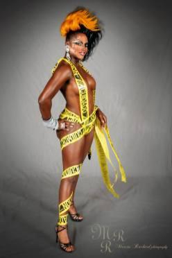 Dominique Sanchez - Photo by M.R. Photography Marcusrachardphotography.com