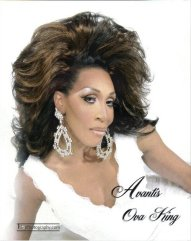 Avantis Ova King - Miss Black National 2010