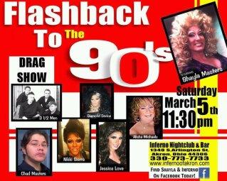 Show Ad   Inferno Nightclub & Bar (Akron, Ohio)   3/5/2011