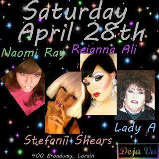 Show Ad   Deja Vu (Lorain, Ohio)   4/28/2012
