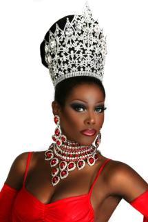 Stasha Sanchez - Miss Gay USofA 2009