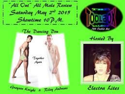 Show Ad   Toolbox Saloon (Columbus, Ohio)   5/2/2015