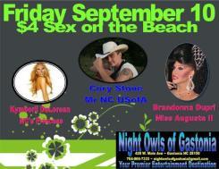 Show Ad | Night Owl Night Club (Gastonia, North Carolina) | 9/10/2010