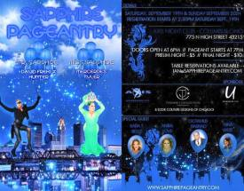 Show Ad   Mr. and Miss Sapphire   Axis Night Club (Columbus, Ohio)   9/19-9/20/2015