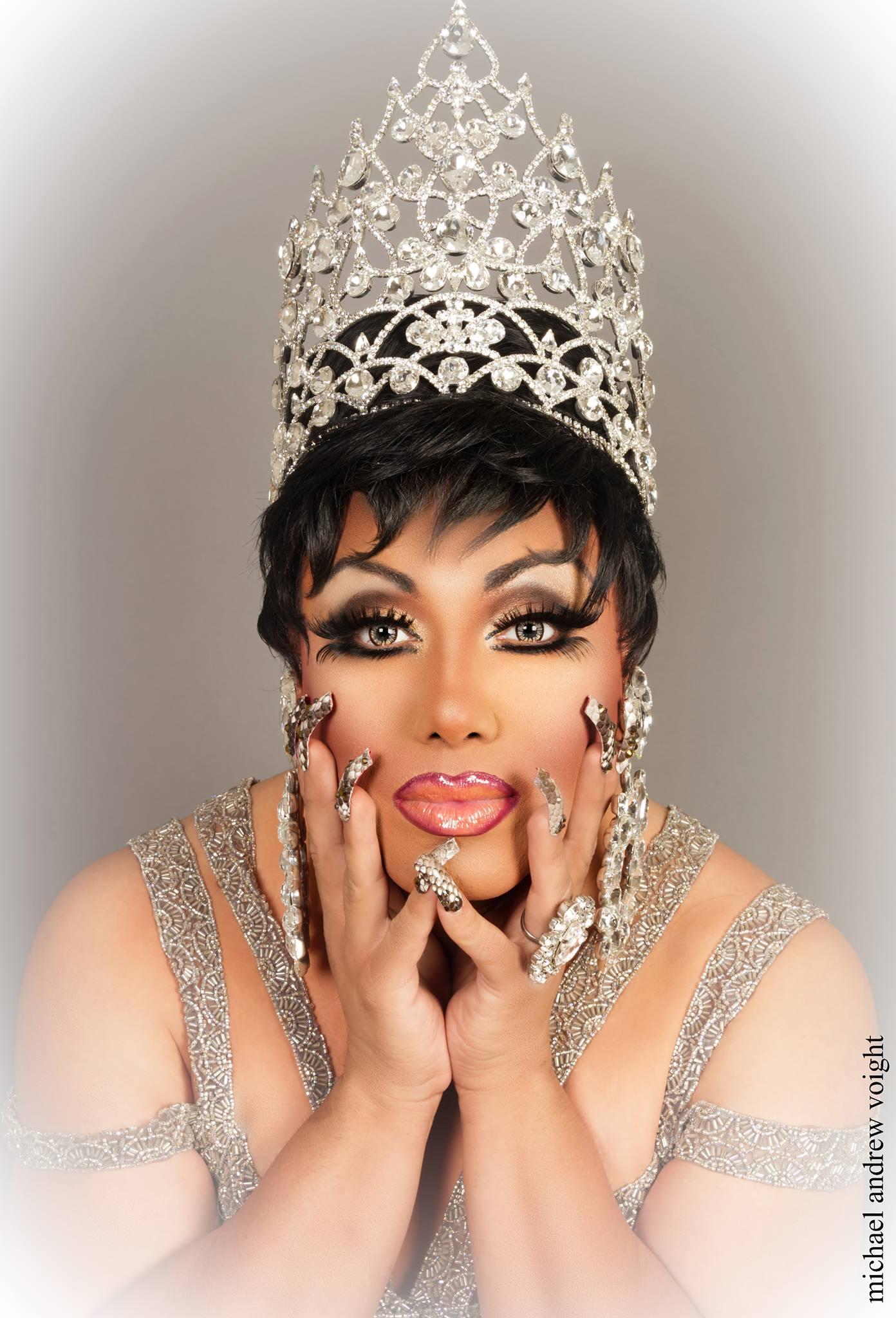 Miss Gay Texas Usofa 16