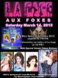 Show Ad | Grey Fox (St. Louis, Missouri) | 3/14/2015