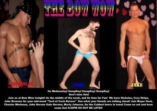 Show Ad | The Bow Wow (Columbus, Ohio) | 2/22/2012