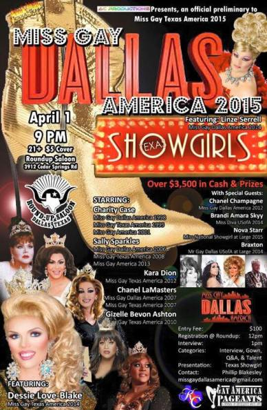 Show Ads   Round Up Saloon (Dallas, Texas)   4/1/2015