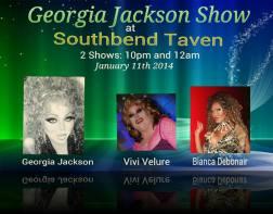 Show Ad | Southbend Tavern (Columbus, Ohio) | 1/11/2014