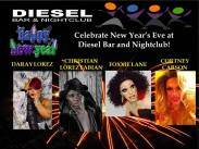 Show Ad | Diesel Bar & Nightclub (Springfield, Ohio) | 12/31/2015