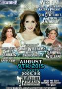 Show Ad | Miss Gay Rocky Mountain America | Sidewinders (Albuquerque, New Mexico) | 8/9/2015