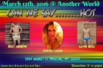 Show Ad | Another World (Wheeling, West Virginia) | 3/12/2016