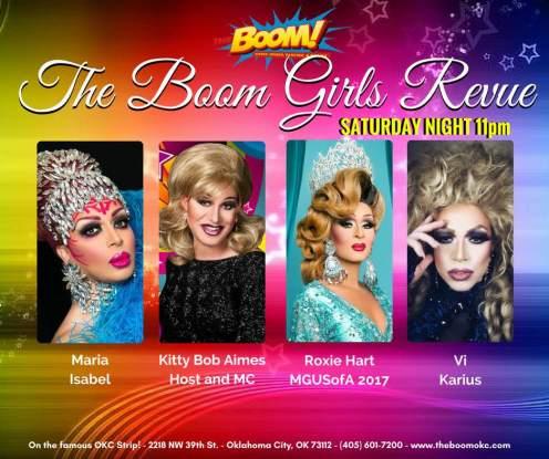 Show Ad | Boom (Oklahoma City, Oklahoma) | 9/16/2017