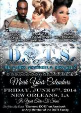 Show Ads   Diamond of the South Pageantry   New Orleans, Louisiana   6/6/2014
