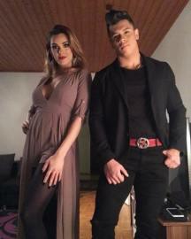 Renata Ferreira and Ramon Ventura
