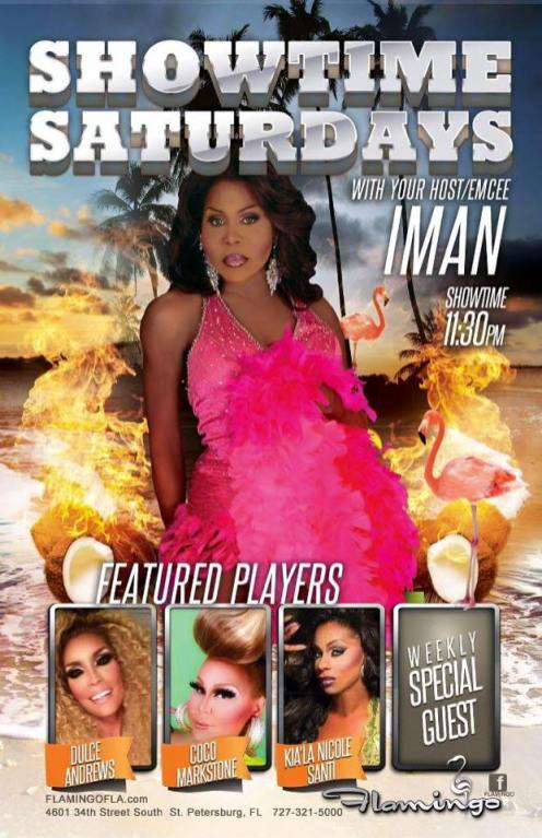 Show Ad | Flamingo Resort (St. Petersburg, Florida) | 10/31/2015