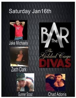 Show Ad | Bar Complex (Lexington, Kentucky) | 1/16/2016